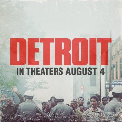 Poster du Film Détroit septembre 2017