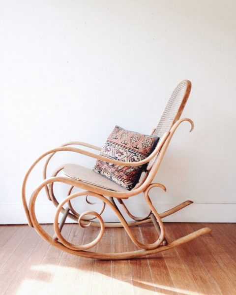Michael Thonet rocking chair