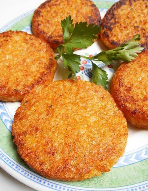 recette vegan galette de courge