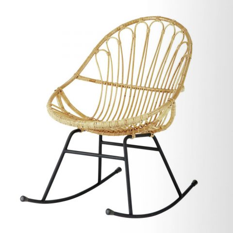 Rocking chair de chez Maison du monde